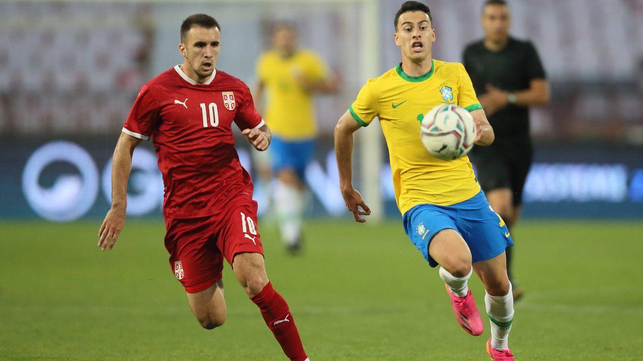 Gabriel Martinelli (20 Jahre, Brasilien, FC Arsenal) - Bildquelle: imago images/Camera 4/International