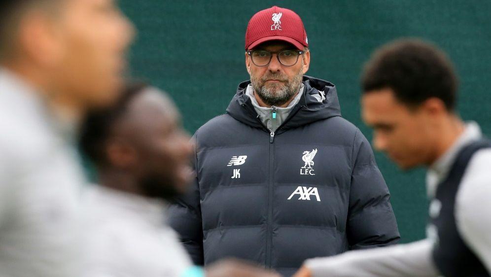 Intensives Programm für Liverpool und Jürgen Klopp - Bildquelle: AFPSIDLindsey Parnaby
