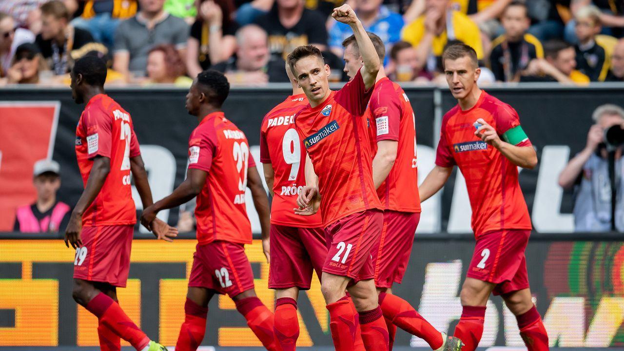 Platz 18: SC Paderborn - Bildquelle: 2019 Getty Images