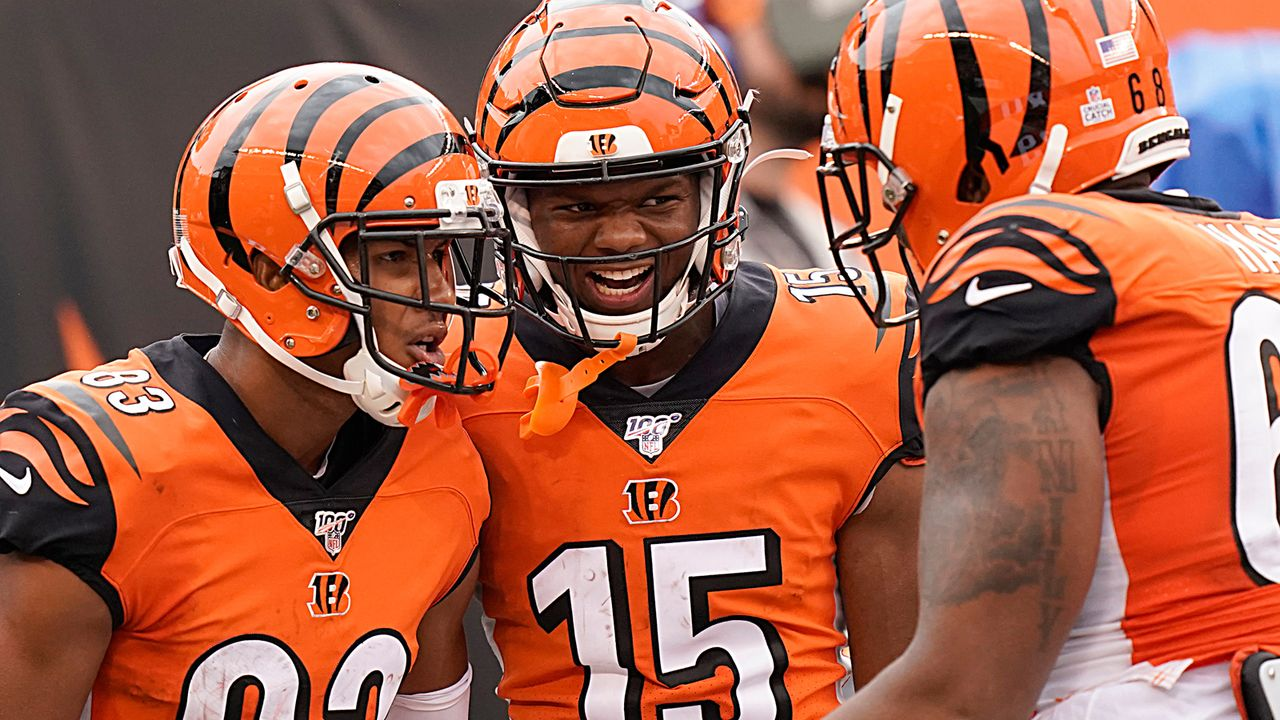 Pick 1: Cincinnati Bengals - Bildquelle: 2019 Getty Images