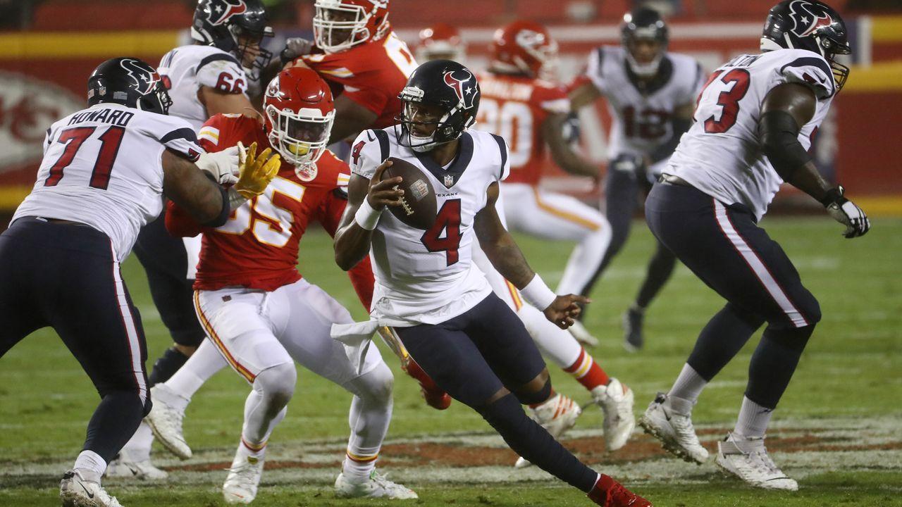 Verlierer: Houston Texans - Bildquelle: 2020 Getty Images
