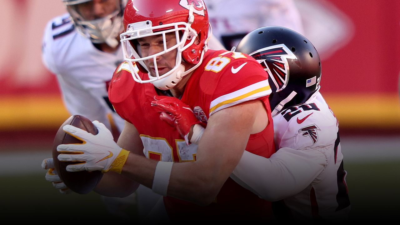 Week 16: Travis Kelce mit Yards-Rekord für Tight Ends - Bildquelle: Getty