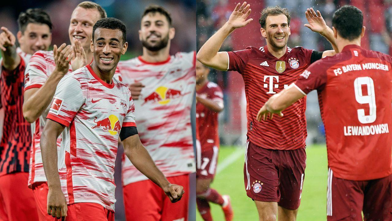 Leipzig vs. FC Bayern: Head-to-Head zum Bundesliga-Topspiel - Bildquelle: Imago
