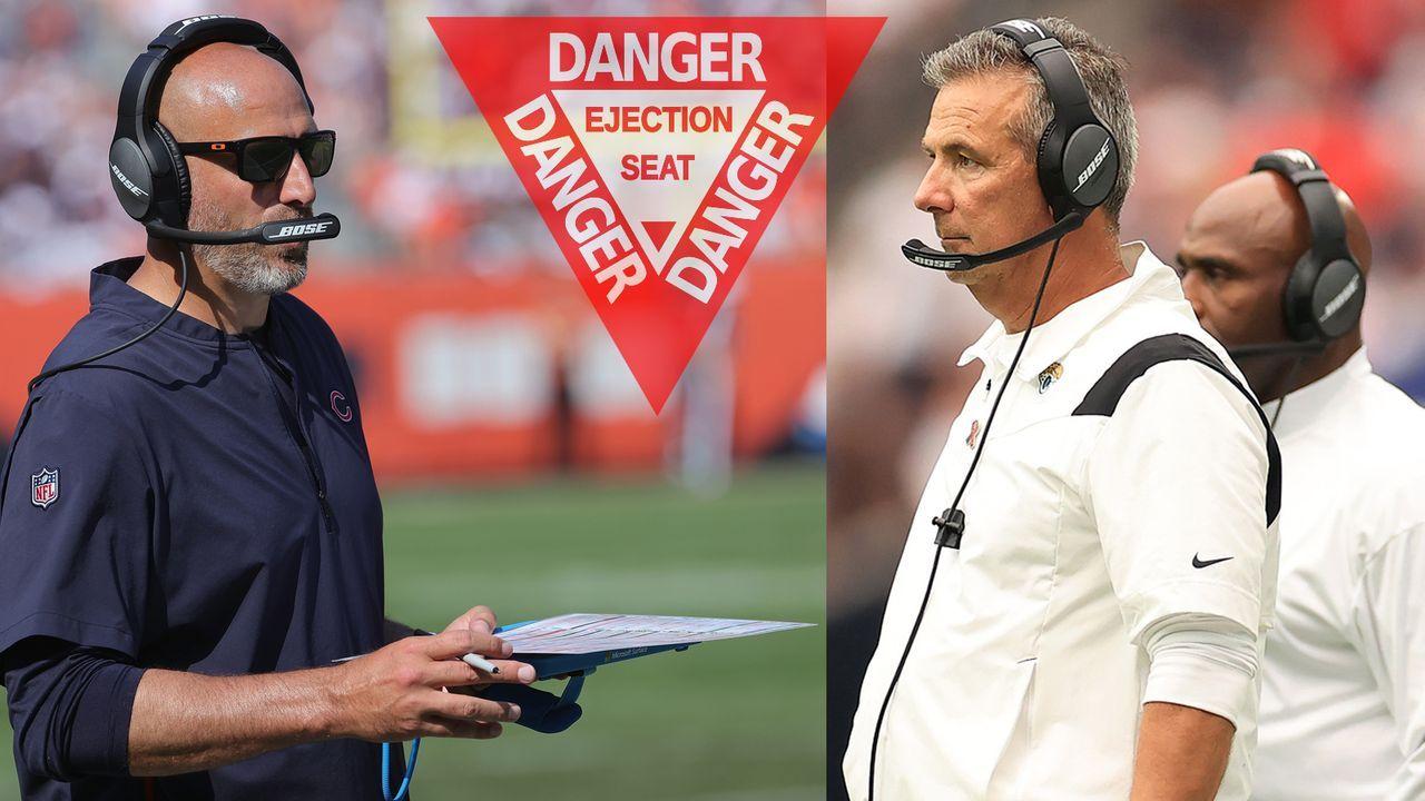 Diese NFL-Coaches müssen um ihren Job fürchten - Bildquelle: imago images/Icon SMI
