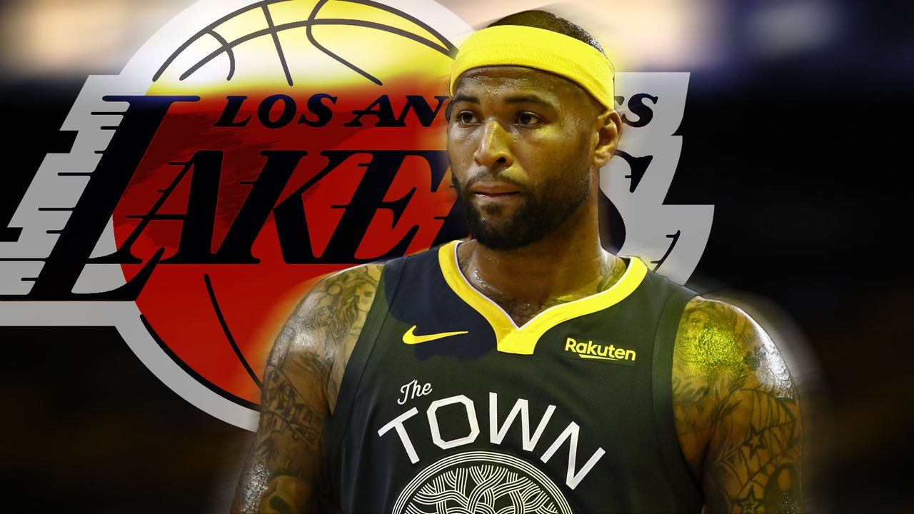 DeMarcus Cousins zu den Lakers - Bildquelle: 2019 Getty Images