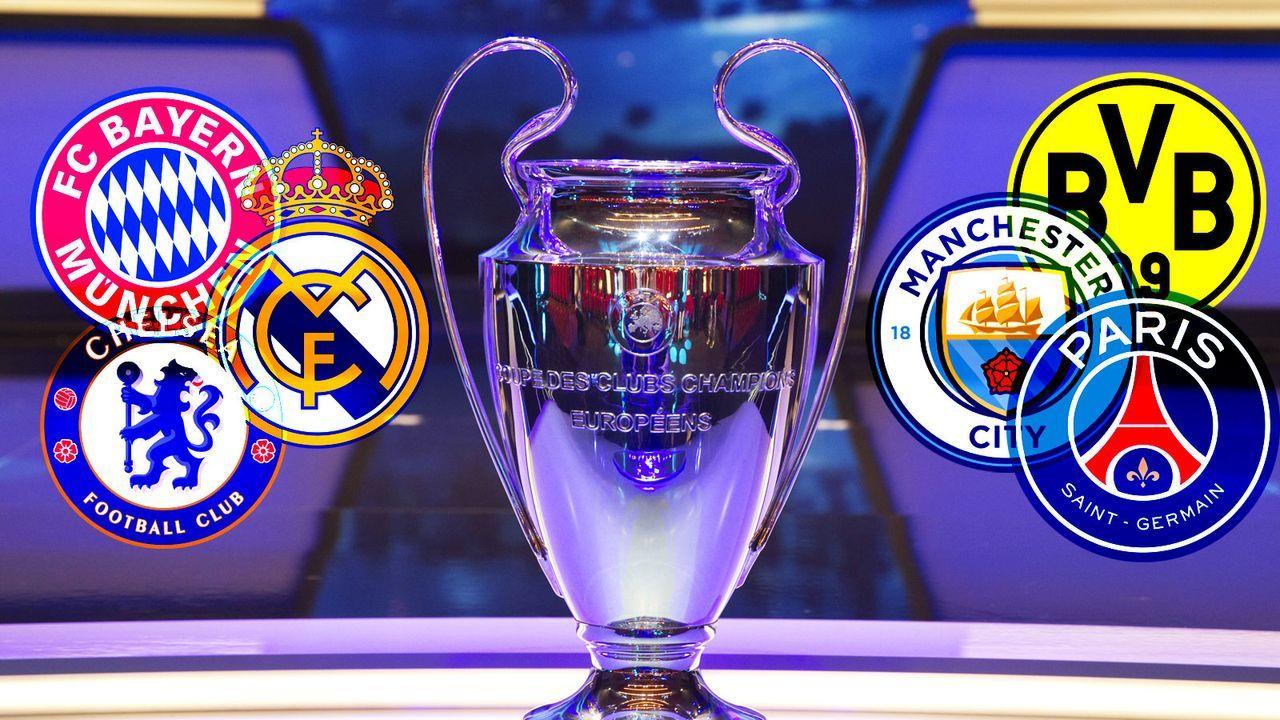 Champions League: Die Achtelfinal-Paarungen im ran-Check - Bildquelle: imago images / Mandoga Media
