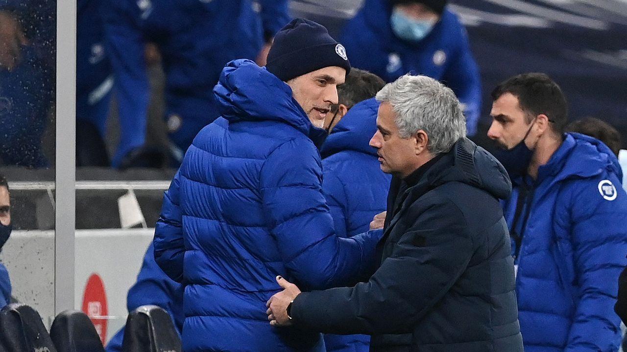 Jose Mourinho (Tottenham Hotspur) - Bildquelle: 2021 Getty Images