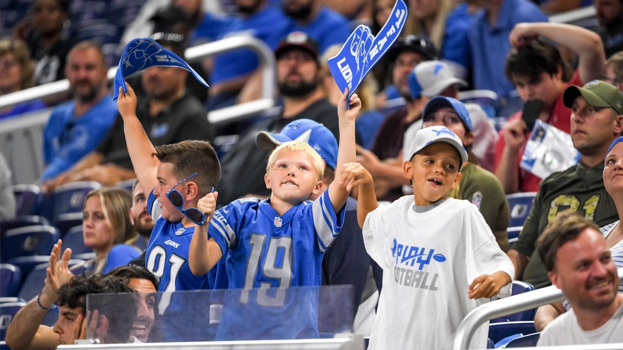 Platz 25: Detroit Lions - Bildquelle: Getty Images