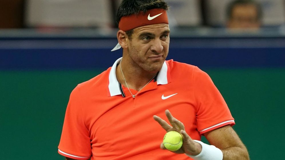 Del Potro meidet auch dieses Jahr den Davis Cup - Bildquelle: AFPSIDJOHANNES EISELE