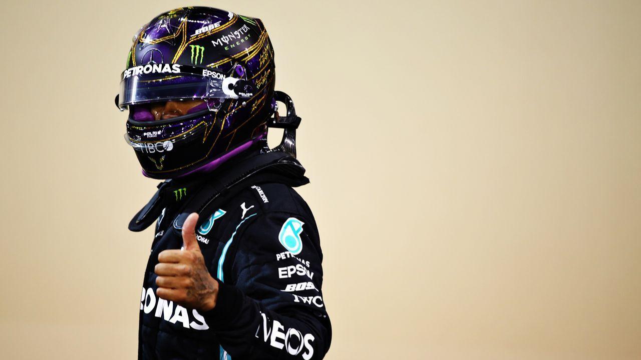 Lewis Hamilton - Bildquelle: imago