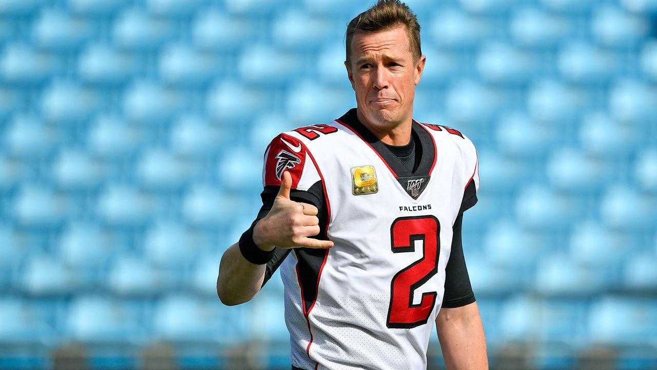 Quarterback: Matt Ryan - Bildquelle: getty