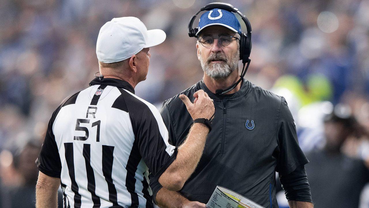 Platz 19: Indianapolis Colts - Bildquelle: Getty Images