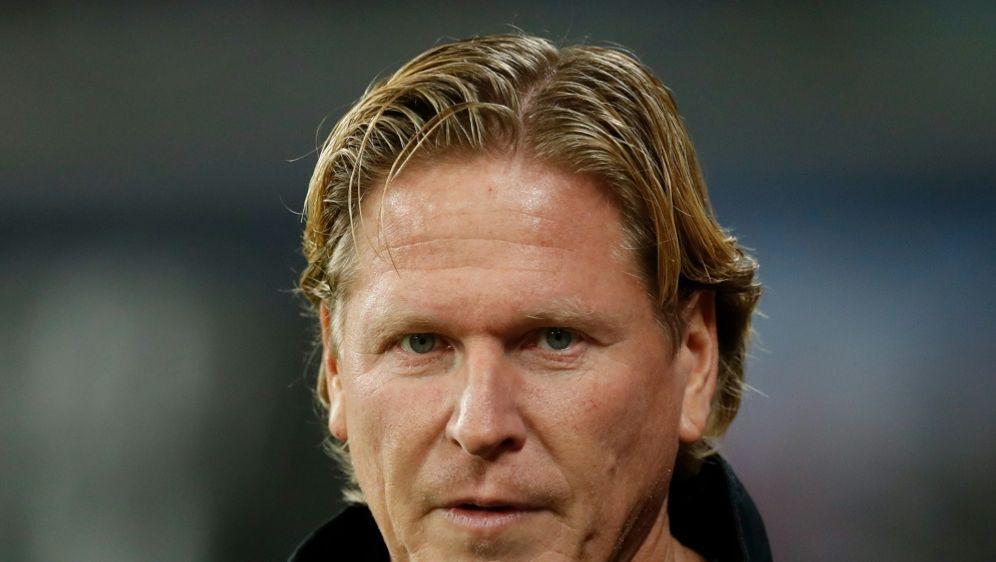 Der 1. FC Köln plant langfristig mit Markus Gisdol - Bildquelle: AFPSIDODD ANDERSEN