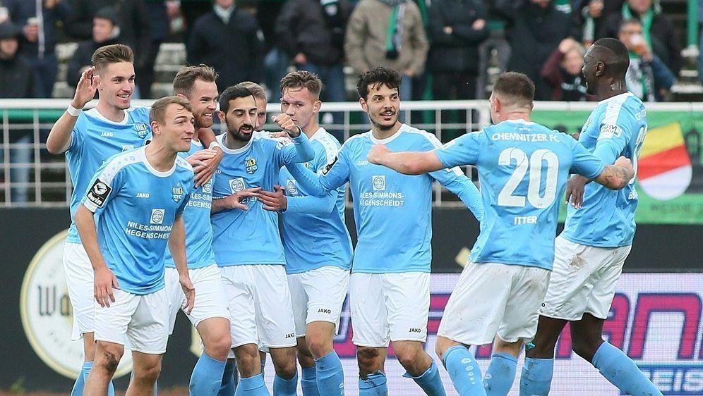 Der Chemnitzer FC hat einen neuen Geschäftsführer - Bildquelle: FIROFIROSID