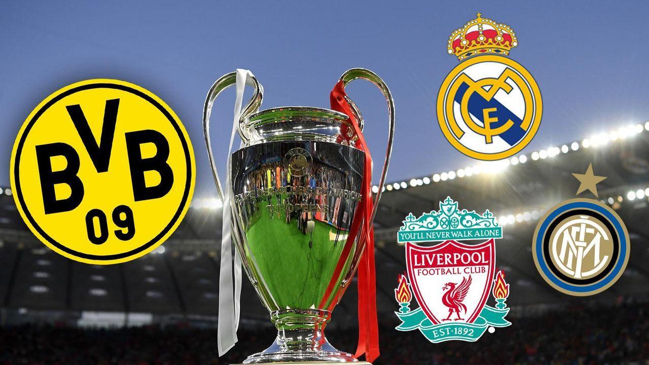 Borussia Dortmund: Mögliche schwere Gruppe - Bildquelle: getty