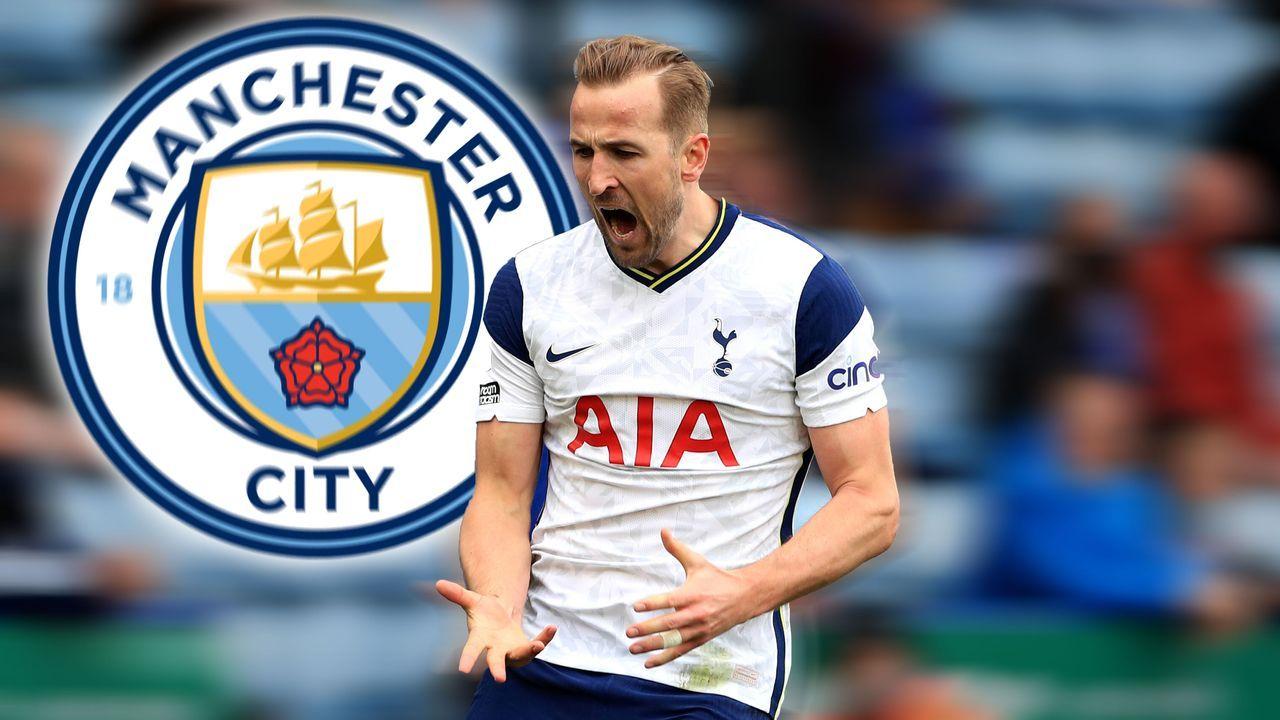 Harry Kane (Tottenham Hotspur) - Bildquelle: imago images/PA Images