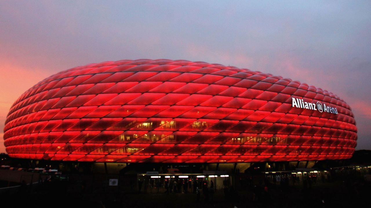 Bayern München - Bildquelle: 2005 Getty Images
