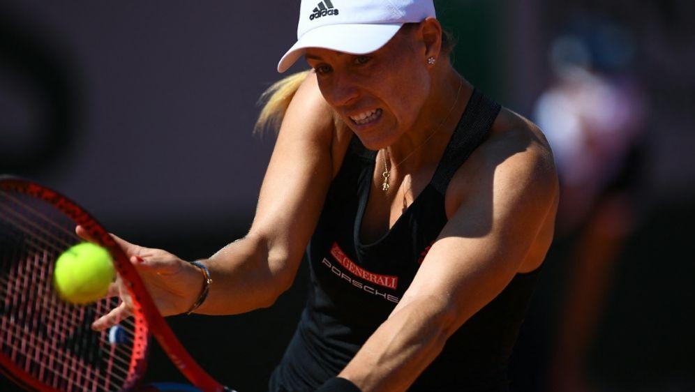 Angelique Kerber hat die French Open abgehakt - Bildquelle: AFPSIDCHRISTOPHE ARCHAMBAULT