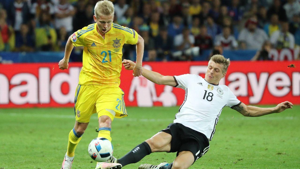 25 Länderspiele für die Ukraine  - Bildquelle: imago/Schüler