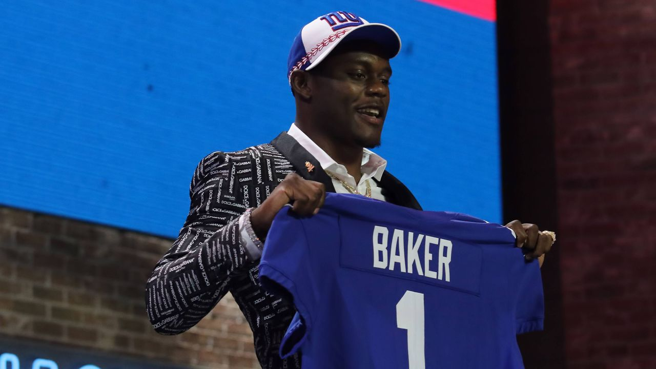 DeAndre Baker (Cornerback, New York Giants) - Bildquelle: imago