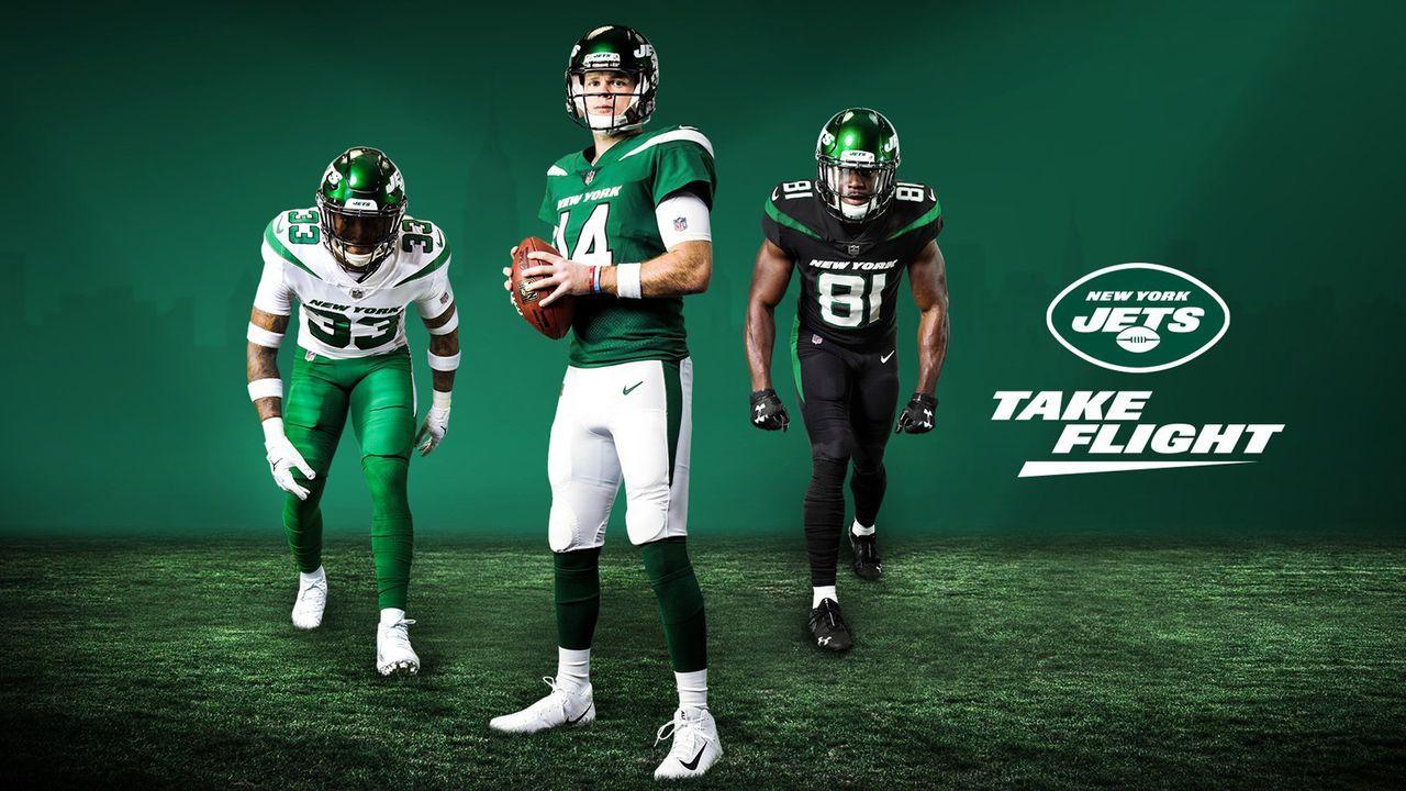 New York Jets - Bildquelle: Twitter/@nyjets