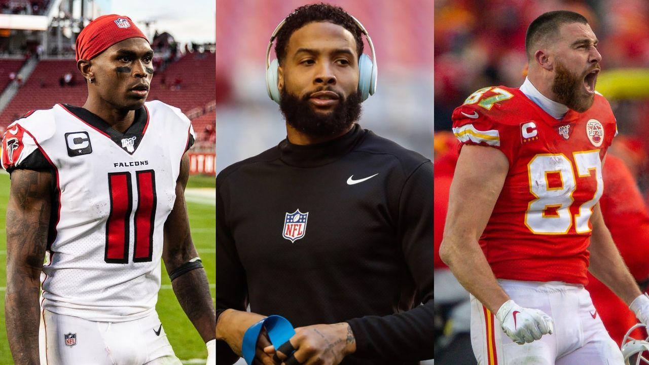Die besten Receiving Corps der NFL 2020 - Bildquelle: getty