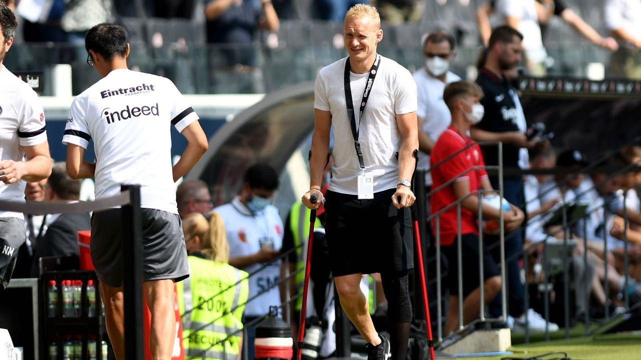 Eintracht Frankfurt - Bildquelle: Imago Images