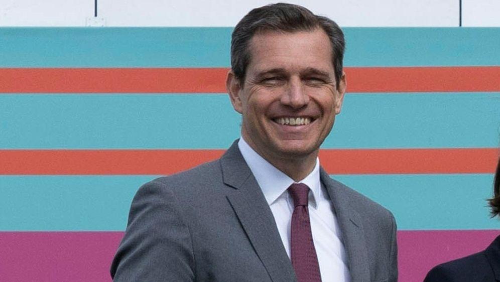 Michael Mronz begrüßt die Entscheidung der IOC-Exekutive - Bildquelle: IOCIOCIOCSIDIOC  Greg Martin
