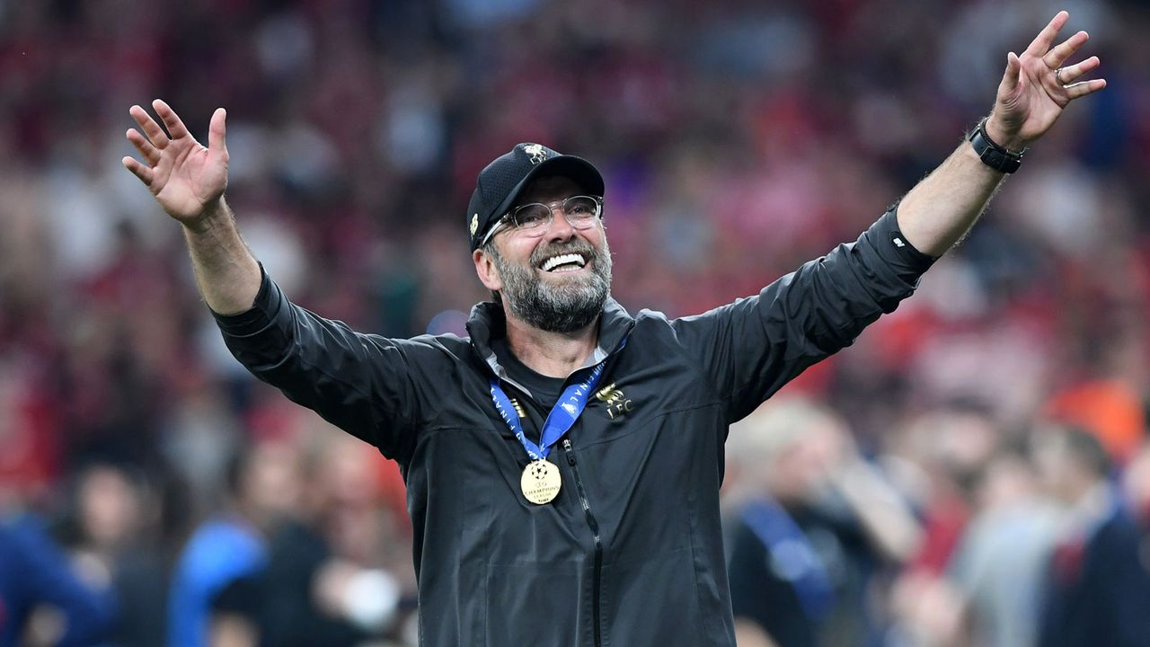 Jürgen Klopp - Bildquelle: 2019 Getty Images