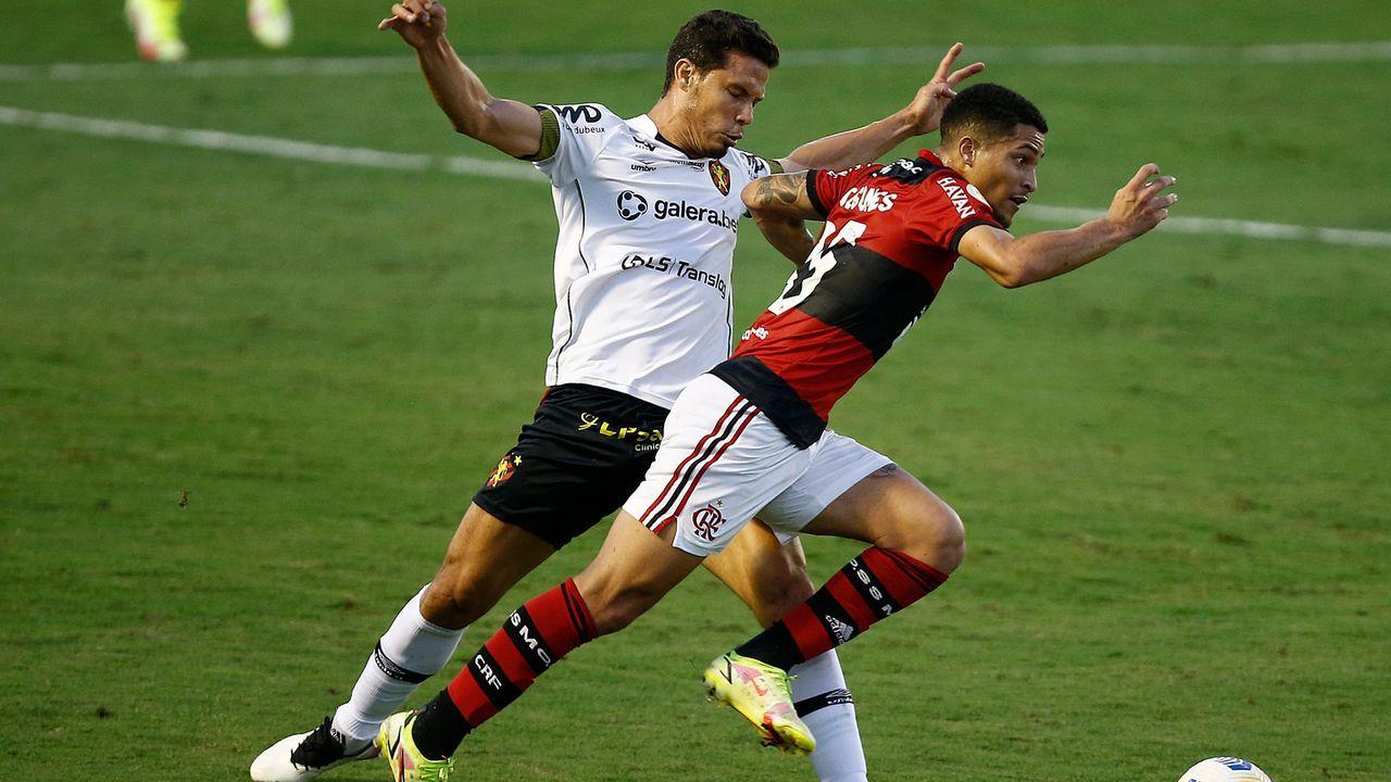 Hernanes (Sport Club Recife) - Bildquelle: 2021 Getty Images