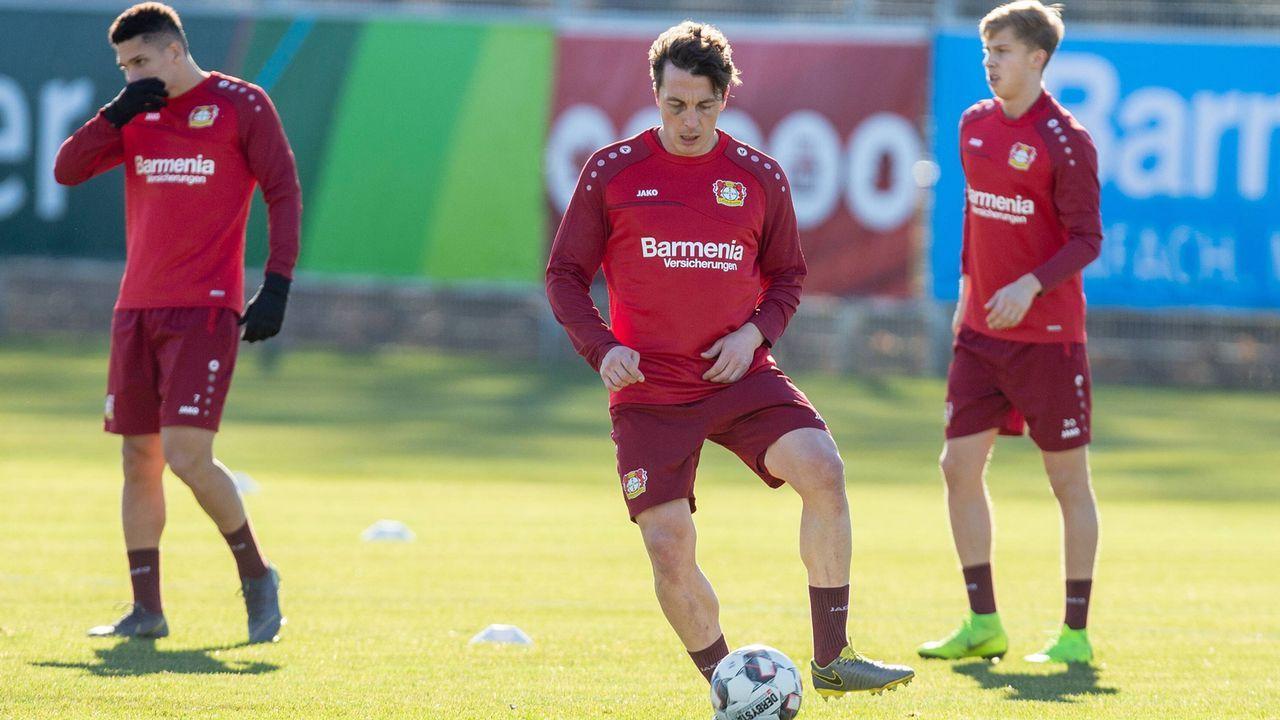 Bayer 04 Leverkusen - Bildquelle: imago/Deutzmann