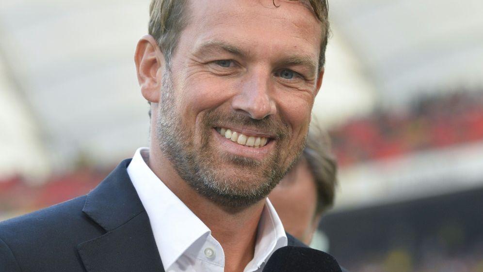 VfB-Trainer Markus Weinzierl - Bildquelle: AFPSIDTHOMAS KIENZLE