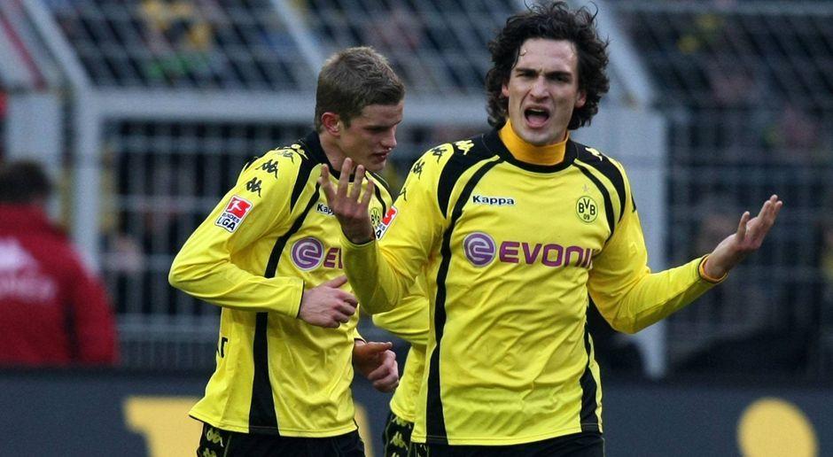 2009 - Mats Hummels zu Borussia Dortmund (4,2 Mio.) - Bildquelle: imago sportfotodienst