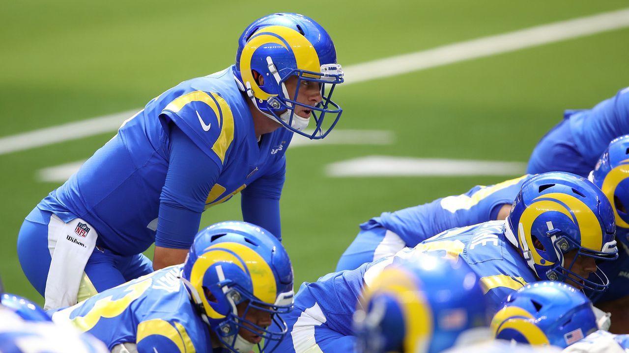 Los Angeles Rams - Bildquelle: 2020 Getty Images