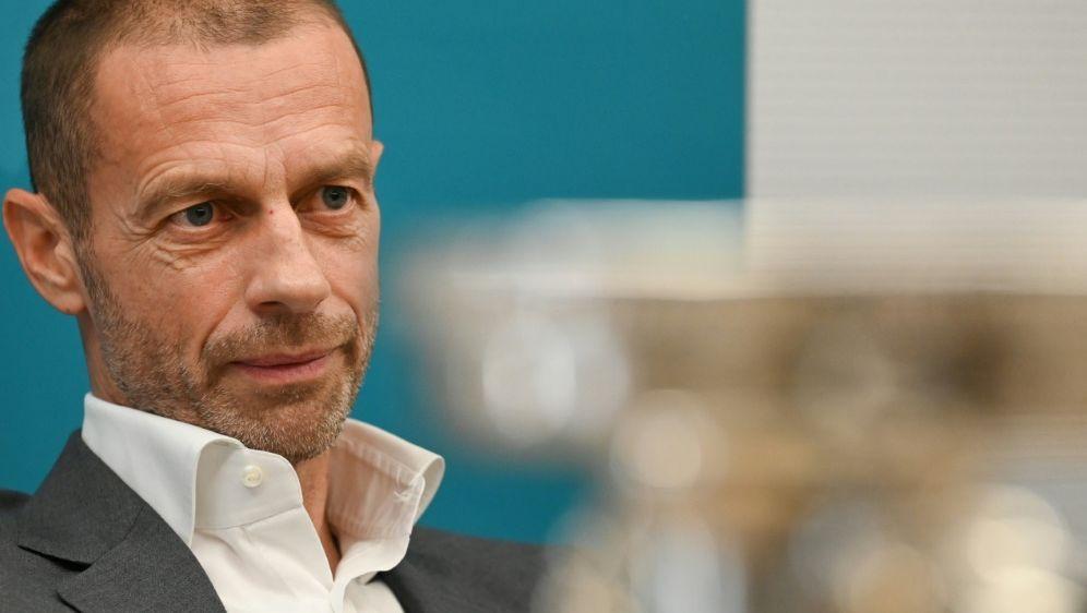Aleksander Ceferin äußert sich zum Drama um Eriksen - Bildquelle: AFPSIDANDREAS SOLARO