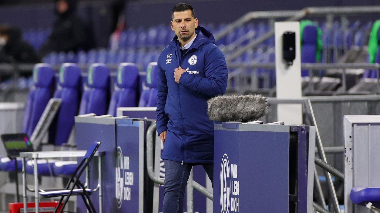 Dimitrios Grammozis (FC Schalke 04) - Bildquelle: Getty