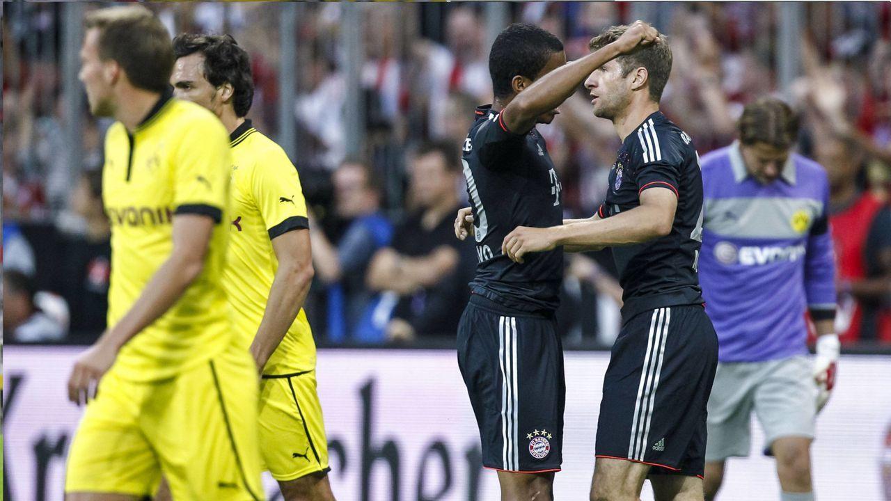 2012: FC Bayern München - Borussia Dortmund 2:1 - Bildquelle: Imago Images