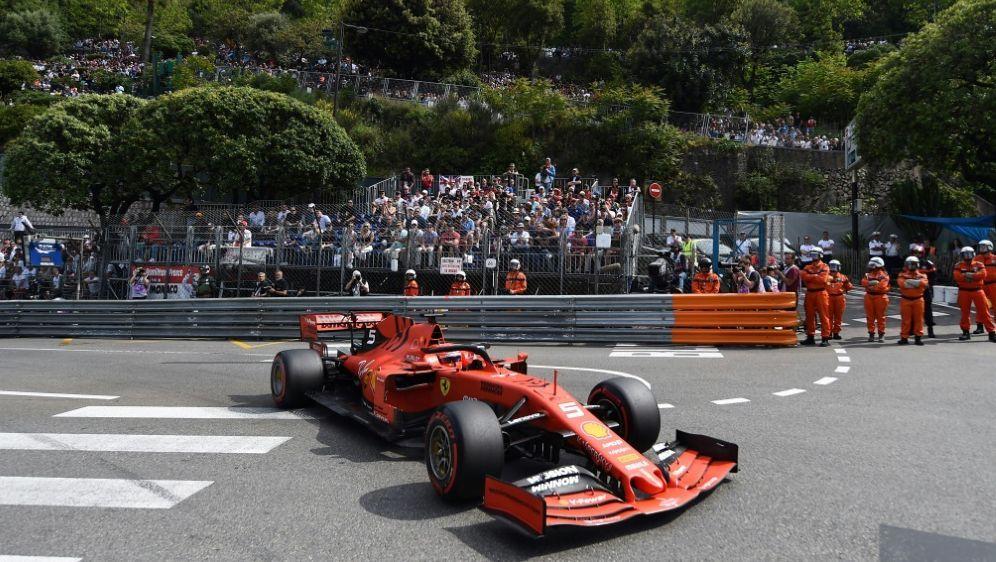 Ferrari verzichtet auf einen Protest gegen die Strafe - Bildquelle: AFPSIDBoris HORVAT