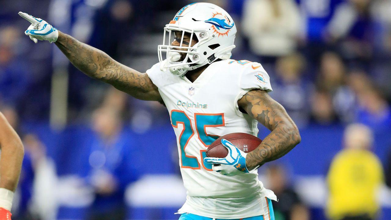 1 - Miami Dolphins - Bildquelle: 2018 Getty Images