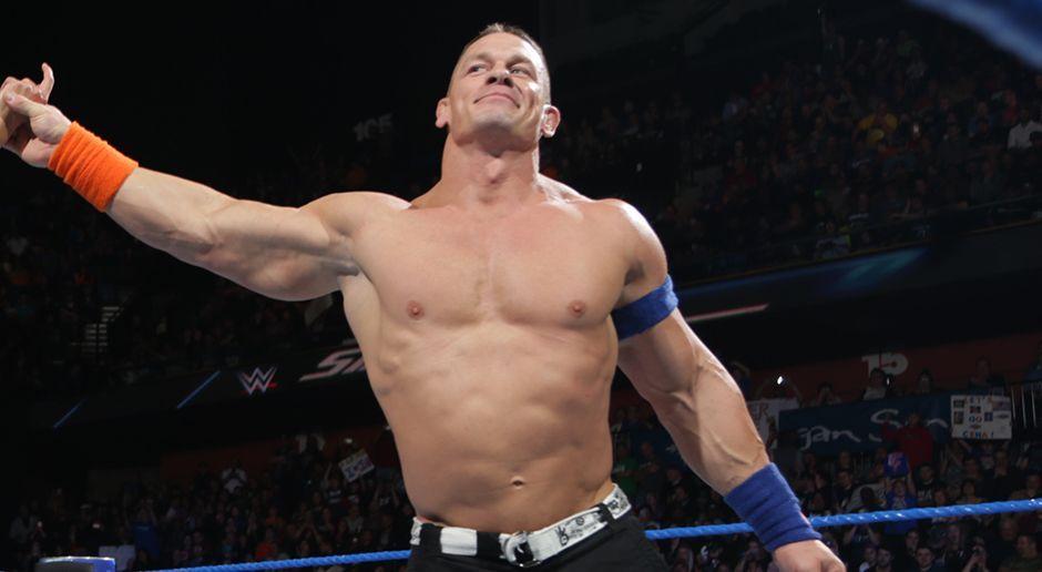 Platz 2: John Cena