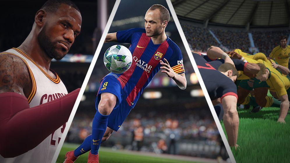 Diese Spiele sind einen Blick wert. - Bildquelle: ran.de