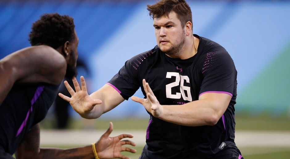 6. Pick - Indianapolis Colts: OG Quenton Nelson - Bildquelle: getty