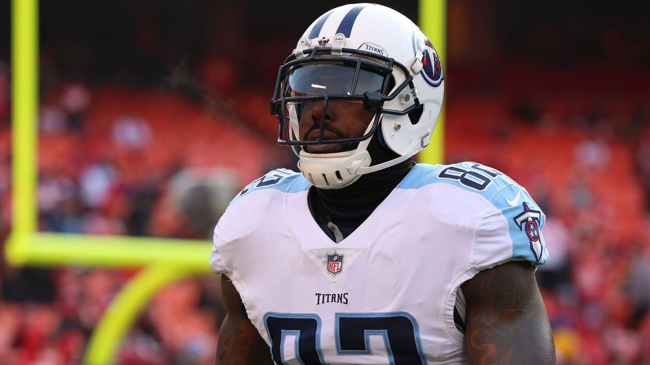 Tennessee Titans: Delanie Walker (Tight End) - Bildquelle: imago/Icon SMI