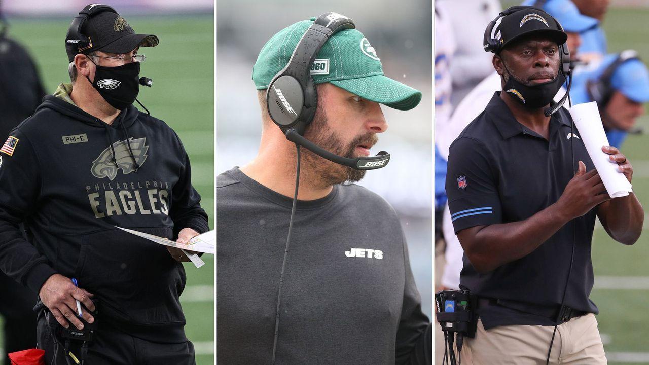 Diese Head Coaches müssen nach 2020 um ihre Jobs bangen - Bildquelle: Imago
