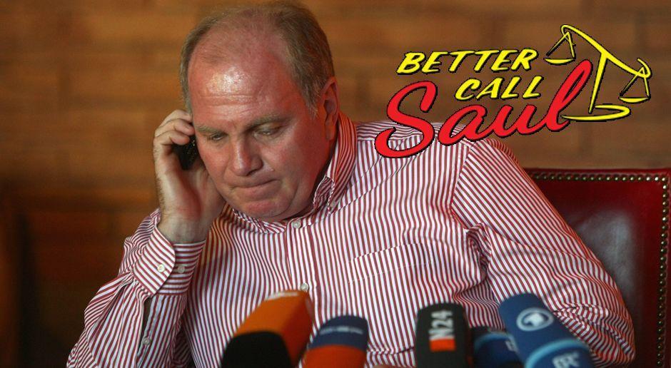 Uli Hoeneß - Better Call Saul - Bildquelle: 2009 Getty Images