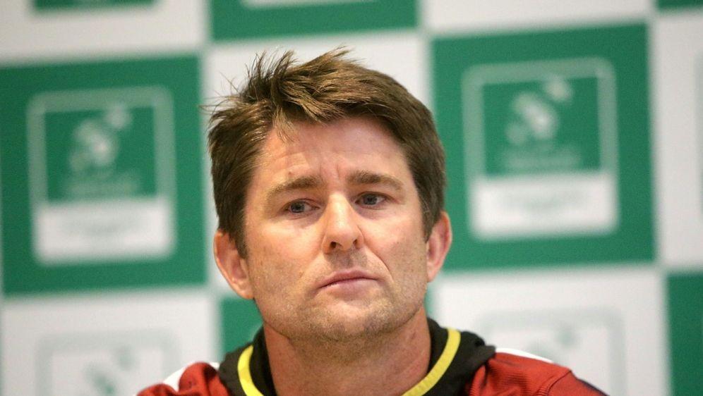 Kohlmann wird das deutsche Team beim Davis-Cup anführen - Bildquelle: PIXATHLONPIXATHLONSID