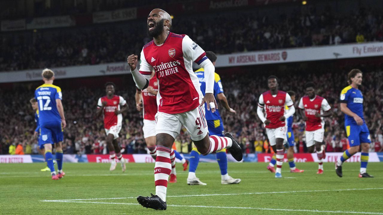 Alexandre Lacazette (FC Arsenal) - Bildquelle: imago images/Shutterstock