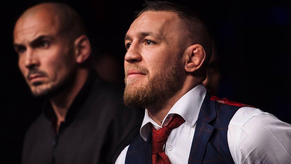 Conor McGregor: Comeback noch in diesem Jahr? - Bildquelle: imago images / Newspix