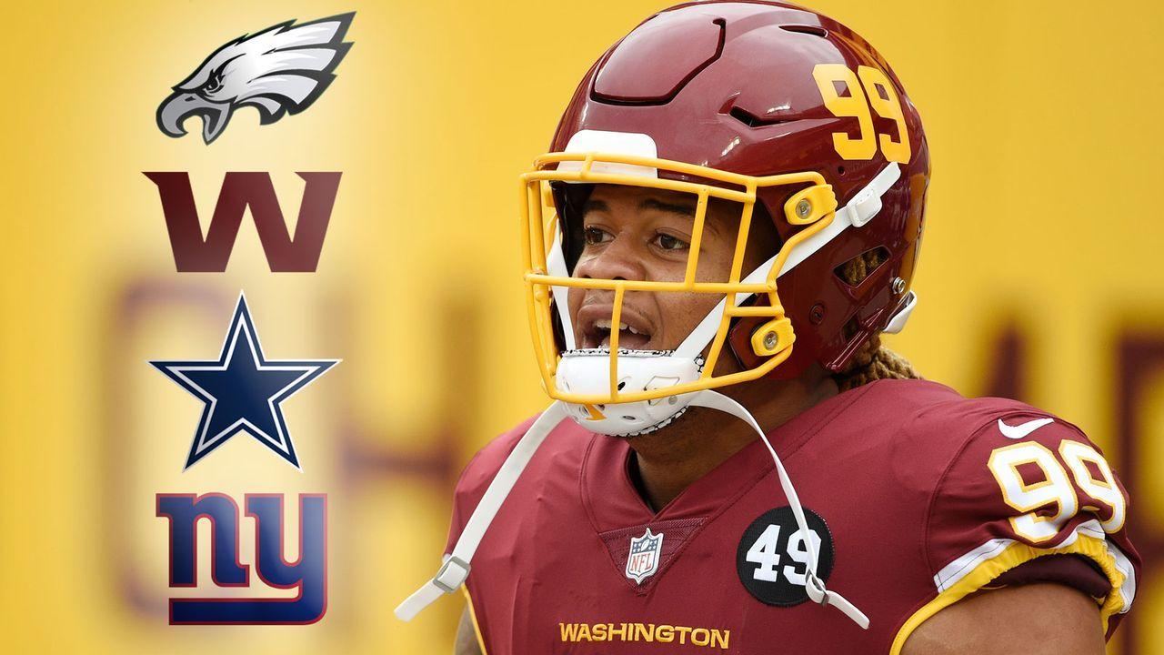 NFC East auf dem Weg zur schlechtesten Division aller Zeiten - Bildquelle: 2020 Getty Images