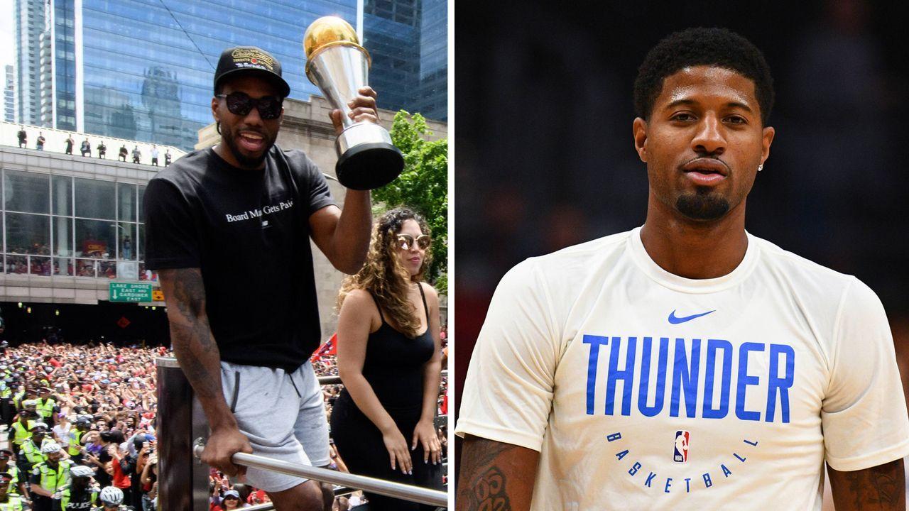Gewinner: Los Angeles Clippers - Bildquelle: imago